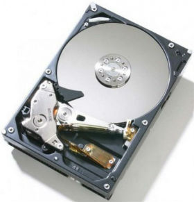Заміна жорсткого диска (вінчестера) ноутбука